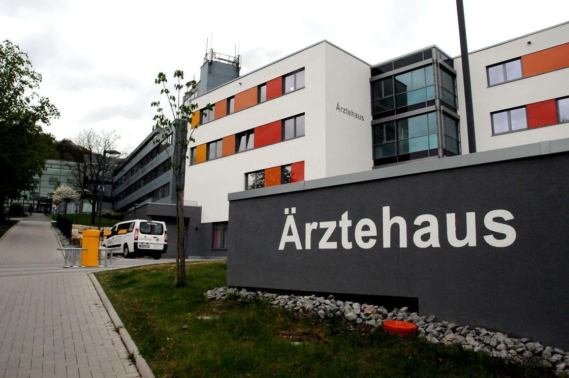 ärztehaus Bahnhofstraße