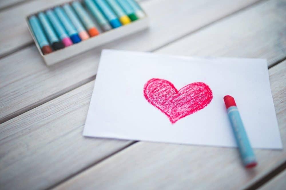 Die Liebe ist freundlich Image